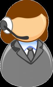 Hoi, ik ben uw virtuele assistent Dizzy. Stel mij al uw vragen via de chat. Bron: Pixabay.com